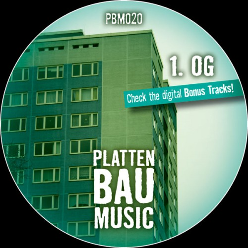 Various Artists - The 20th Floor - PBM020 Digital