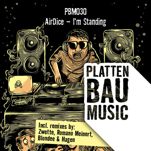Plattenbau-Music Digital PBM030